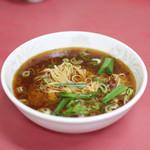 台湾ラーメン光陽 - 料理写真:2019年9月再訪:台湾ラーメン☆