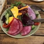 ソプラッチリア - 野菜