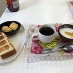 ひかりの森カフェ - 料理写真: