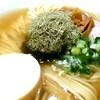 函館塩ラーメン 五稜郭 - 料理写真:がごめのとろろ昆布トッピング