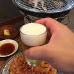 114699195 - ビールがうまい!(^ ^)