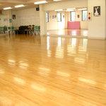 ケンハウス - 2階に併設のダンススタジオ。