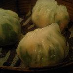 1147761 - ニラ入り海鮮蒸し餃子