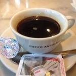 CAFFE ANTOLOGIA - コーヒー