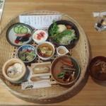 淡竹屋 - 料理写真:竹籠御膳