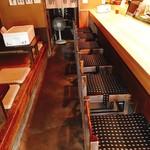 清寿司 - カウンターで一杯やりたいなぁ(^.^)