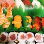 清寿司 - すし詰めって、良く言ったもんだ(笑)