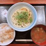 渡邊製麺所 - 料理写真: