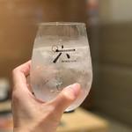 焼肉 すき焼き 純 - 六ソーダ割り¥700