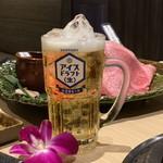 焼肉 すき焼き 純 - アイスドラフト(小)¥290