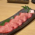 焼肉 すき焼き 純 - 牛タン¥780