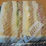 デリフランス - 4色サンド(320円税込)