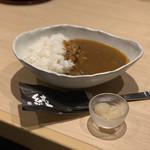 焼肉 すき焼き 純 - 和牛牛スジカレー¥850