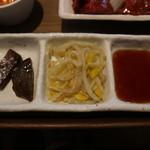 kandayakinikuorenoniku - おかずと焼肉のタレ