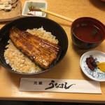 元祖うなよし - 半うな丼  ¥2,800-