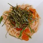 スパゲッティ そら - イクラとタラコのスパゲッティ