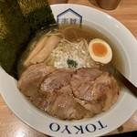 楽観 NISHIAZABU GOLD - 特製パール(塩)   ¥1100