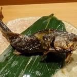 Kifuu - 鮎の塩焼き