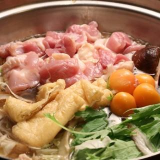 ボリューム満点で贅沢なちゃんこ鍋をご堪能ください!