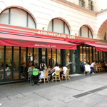 アニヴェルセル カフェ - お店