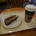 タリーズコーヒー - 2012.02.04