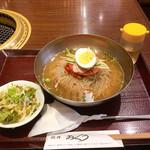 114720745 - 冷麺ランチ