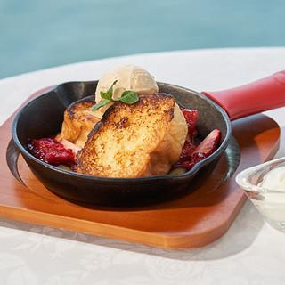 サロン・ド・テ ロザージュ - 料理写真:ロザージュ フレンチトースト(イメージ)