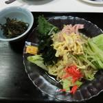交竜 - 料理写真:交竜の冷やし中華