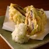 ごはんや一芯 - 料理写真:秋刀魚のなめろう揚げ