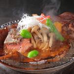 囲炉裏茶寮 八里 - 料理写真:季節のおすすめ