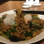 中国薬膳料理 星福 - 硬麺