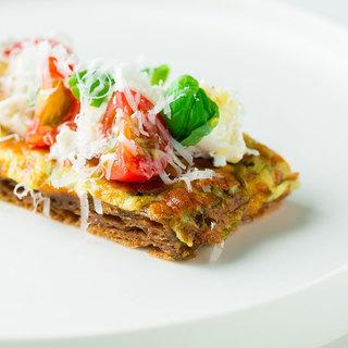 低糖質とは思えない味わいを実現◎イタリアの風を感じる絶品ピザ