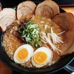 百饅馬力 - チャーシュー麺
