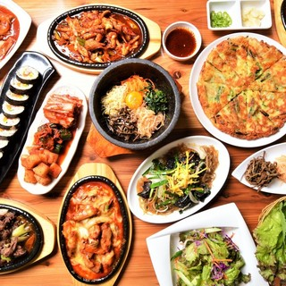 韓国出身店主による自家製韓国料理の逸品!