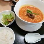あいば - 四川坦々麺