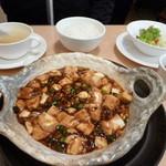 あいば - 四川麻婆豆腐