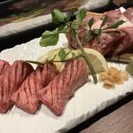 焼肉K - 牛タンと厚切りハラミ