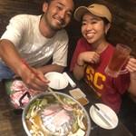 琉球ムーガタ鍋 - カップルさんもお気軽に!