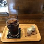 カフェ ド パルファン - コーヒーはとにかく美味しい