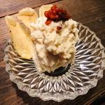 大和芋のポテサラ ひしほ味噌マヨ