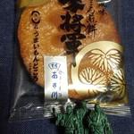114738537 - もんどころ煎餅 味将軍108円