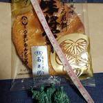 114738540 - もんどころ煎餅 味将軍108円