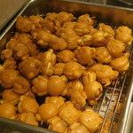 花神楽 パンダ焼 - 焼きたてのパンダ焼き