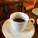 TRATTORIA NONNO - コーヒー