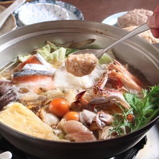 【2680円で横綱ちゃんこ!】自家製つくね入りのちゃんこ鍋