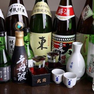 【全国各地の旨い酒】日本酒・焼酎はちゃんこ鍋との相性抜群です