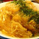 とんかつ 旭軒 - カツ丼