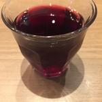 タンドール料理ひつじや - ひつじやグラスワイン(カリフォルニア)