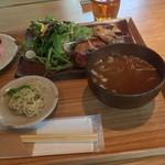 114743496 - 鶏肉の醤油糀マリネ焼