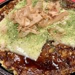 お好み焼きマンマル - 料理写真:スペシャル